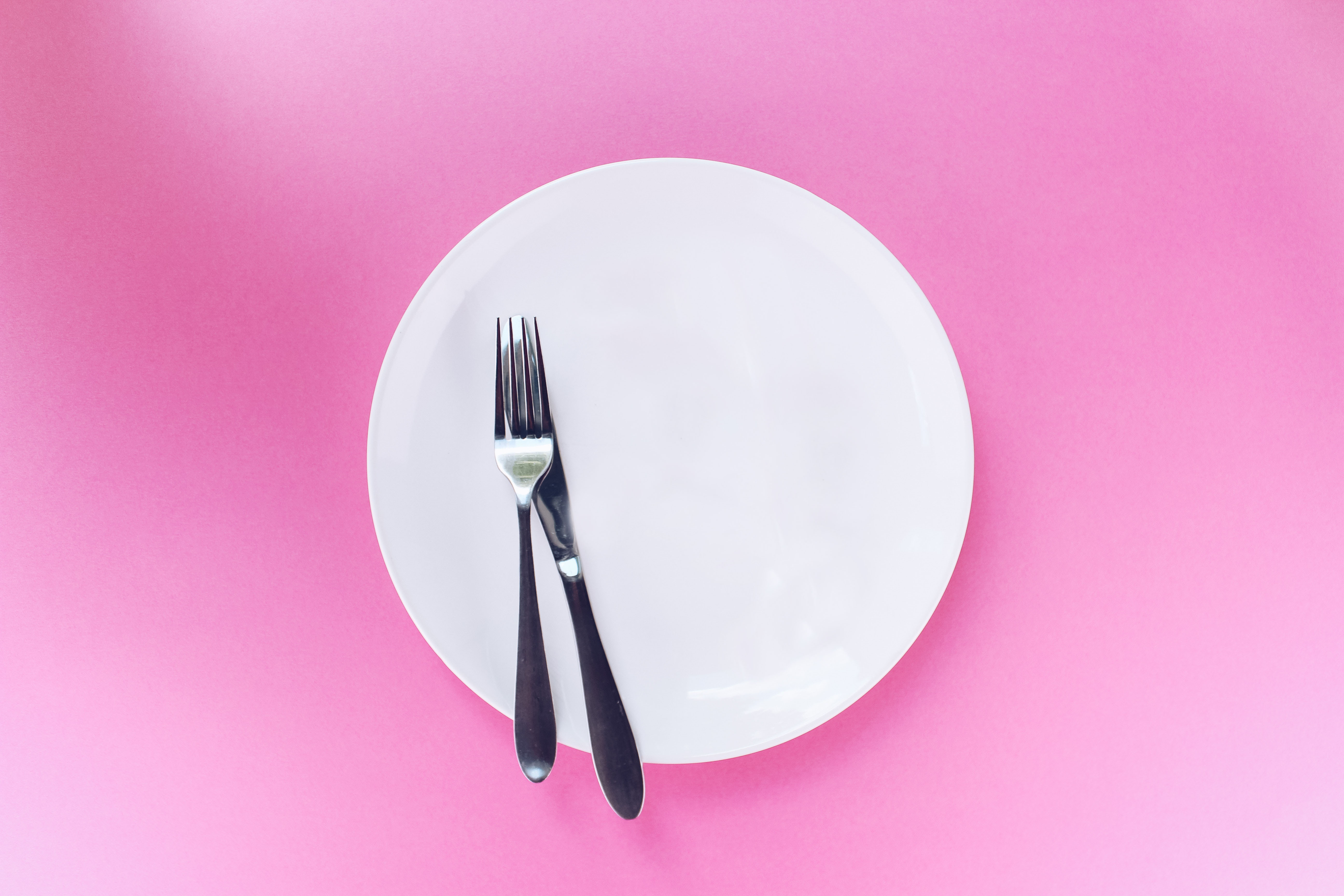 Nooit meer eten