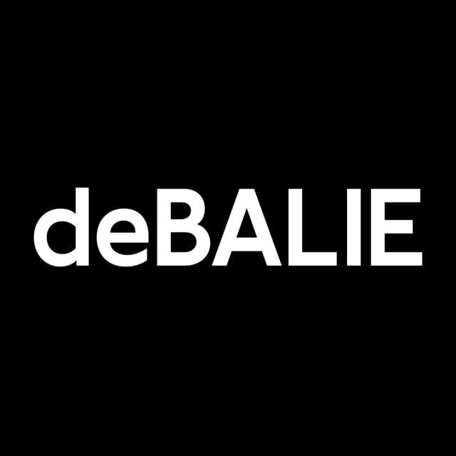 Vierkant logo van De Balie
