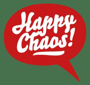 het logo van happyChaos