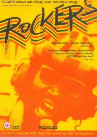 filmposter van rockers 1978