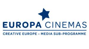 logo van europa cinemas
