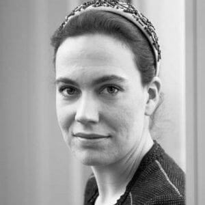 Portretfoto van Sarah de Lange