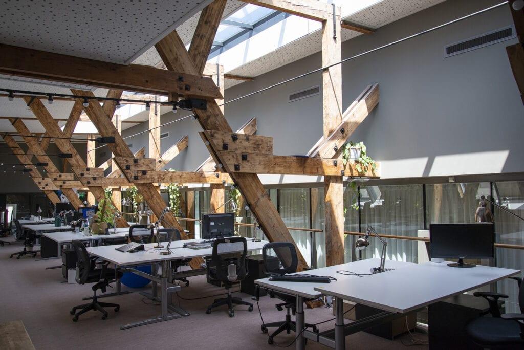 werkplekken kantoor