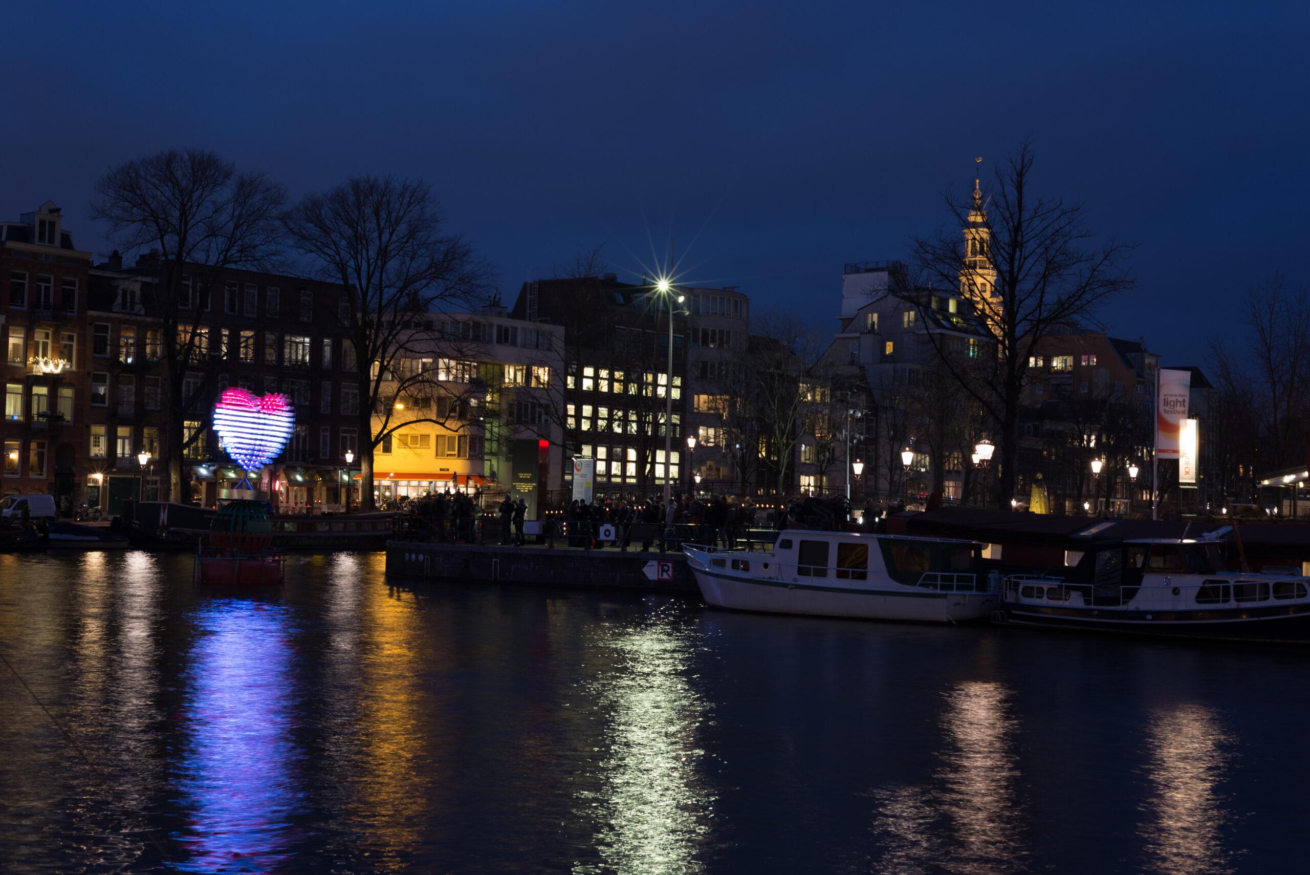 Amsterdam avond